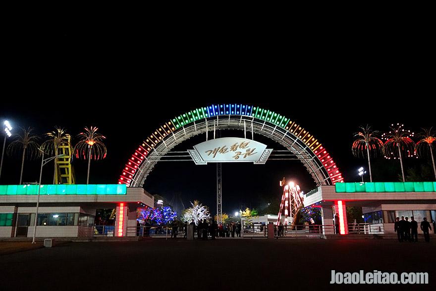 Parque da juventude Kaeson