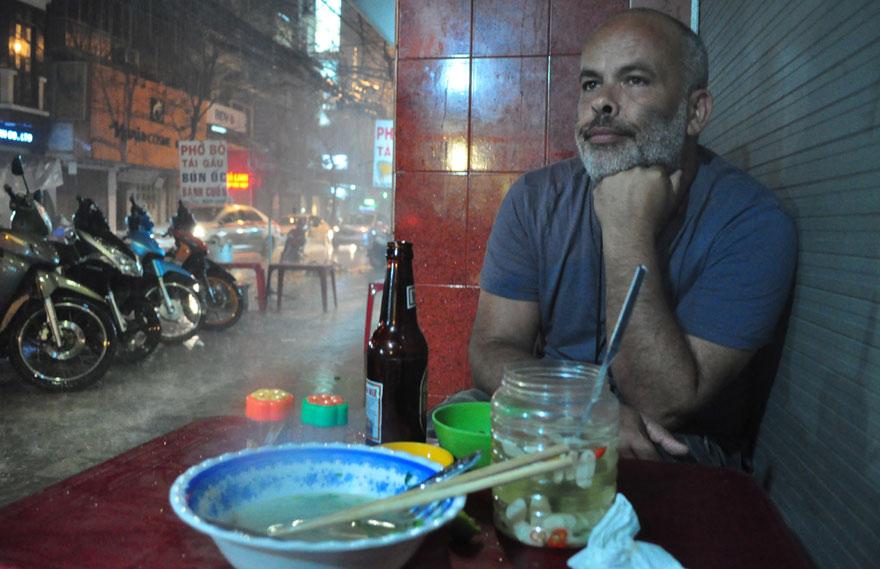 Ricardo  Ribeiro Entrevista Viagens
