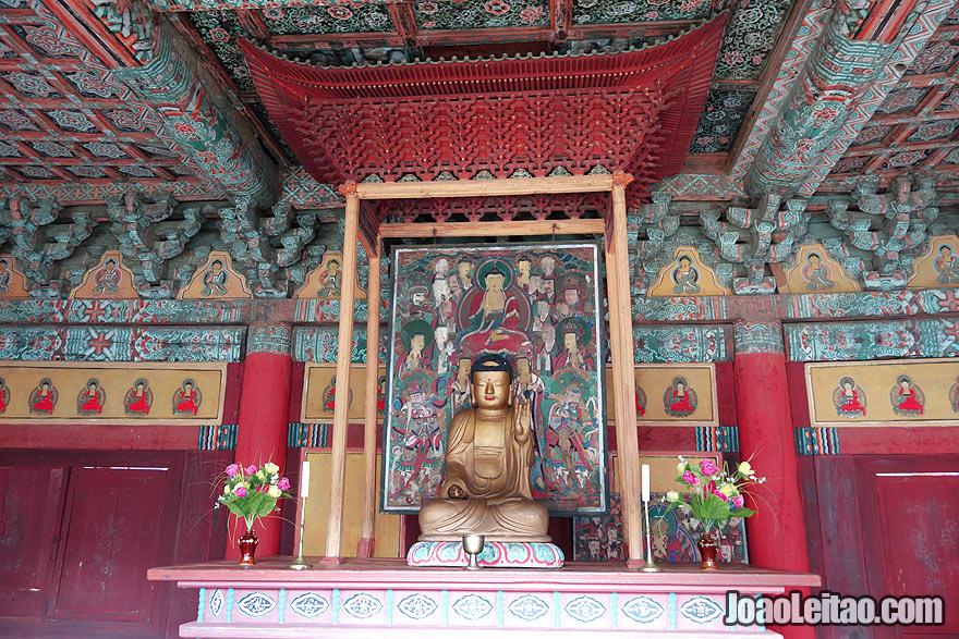 Templo de Woljong