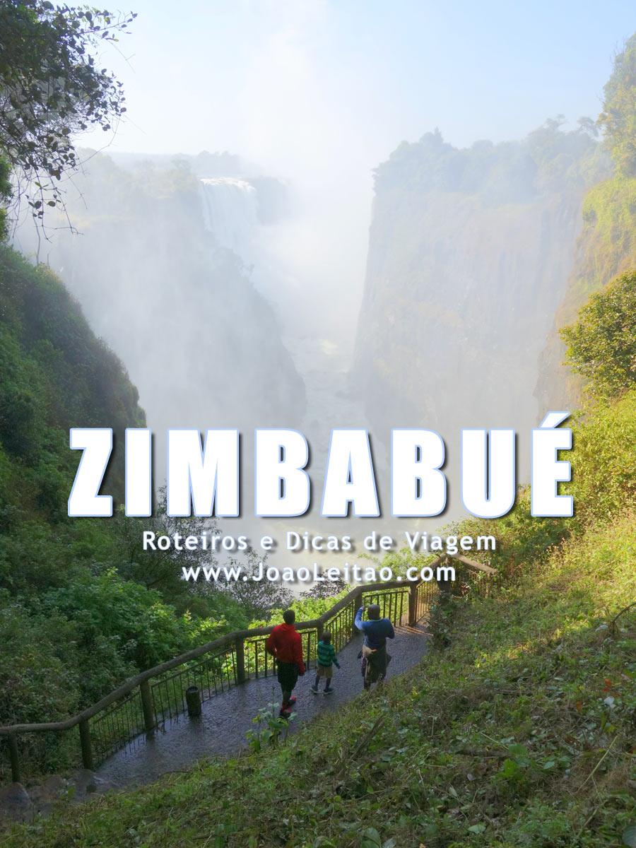 Visitar Zimbabué – Roteiros e Dicas de Viagem