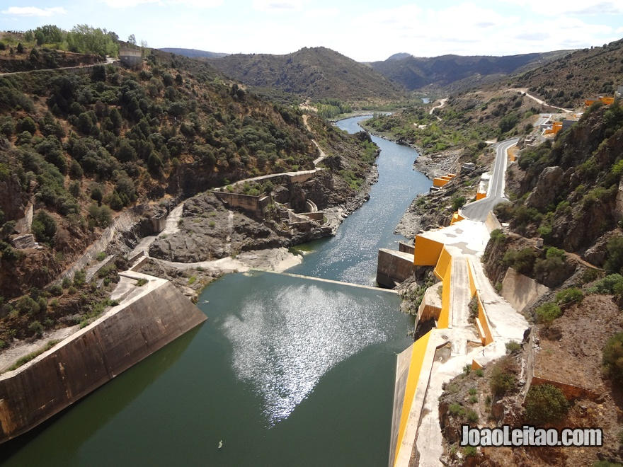 Bemposta Dam