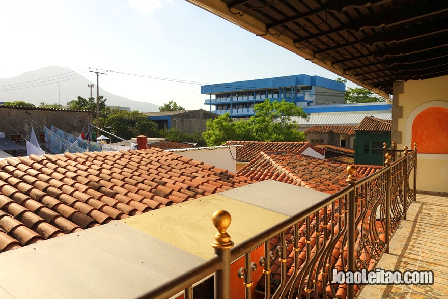 Vista do Hotel Villa Florencia Centro em San Salvador, El Salvador
