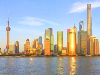 Visitar Xangai