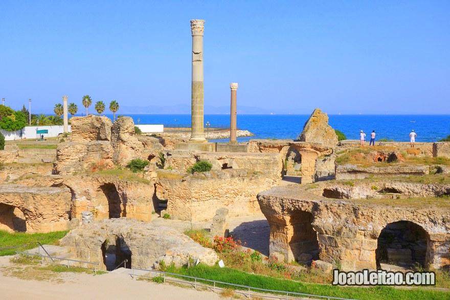 Sítio Arqueológico de Cartago, Património Mundial da UNESCO