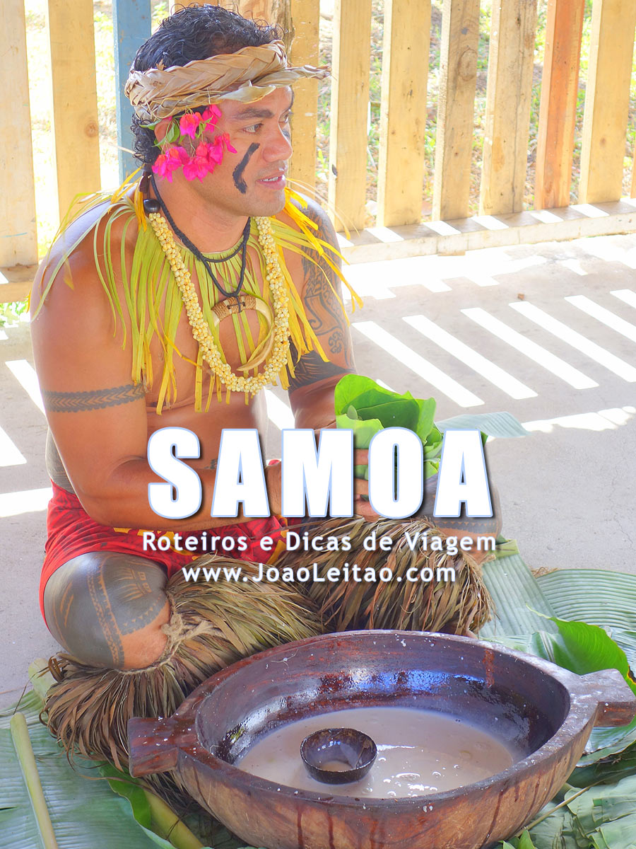 Visitar Samoa – Roteiros e Dicas de Viagem