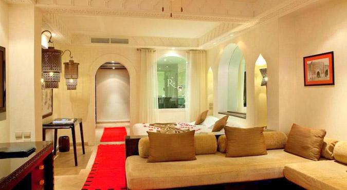 Hotel Les Jardins De La Koutoubia em Marraquexe
