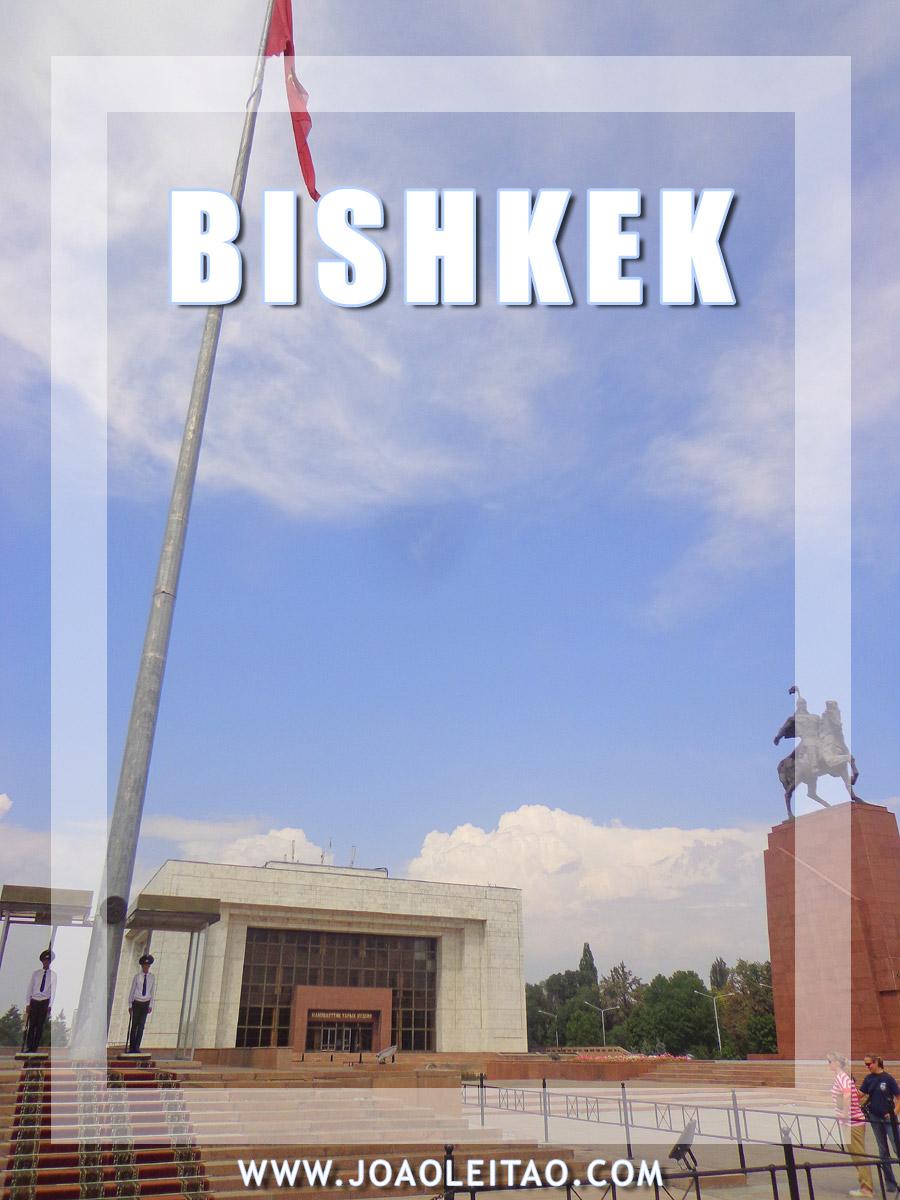 VISITAR BISHKEK