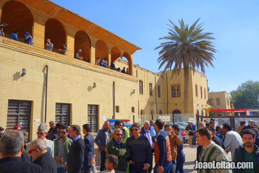 Centro Cultural de Bagdade