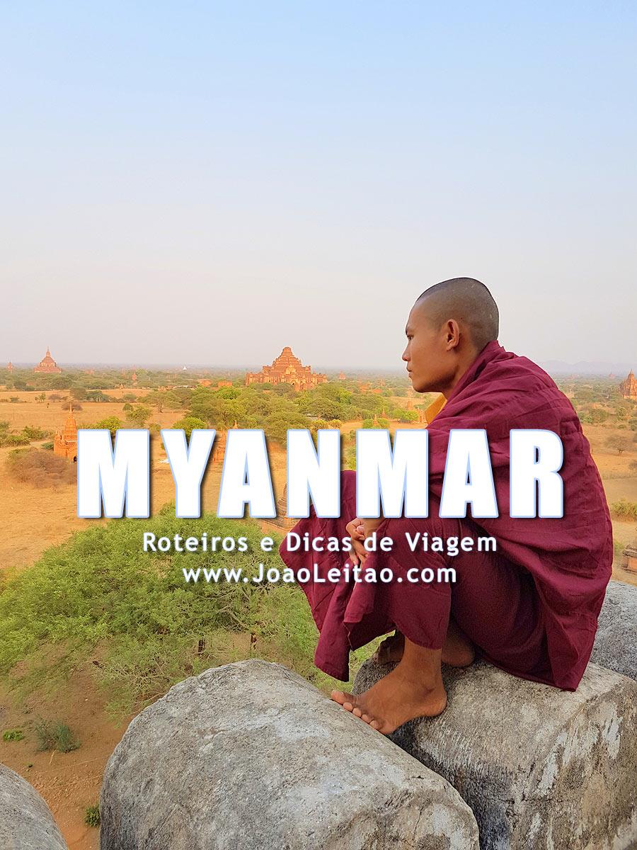 Visitar Myanmar – Roteiros e Dicas de Viagem