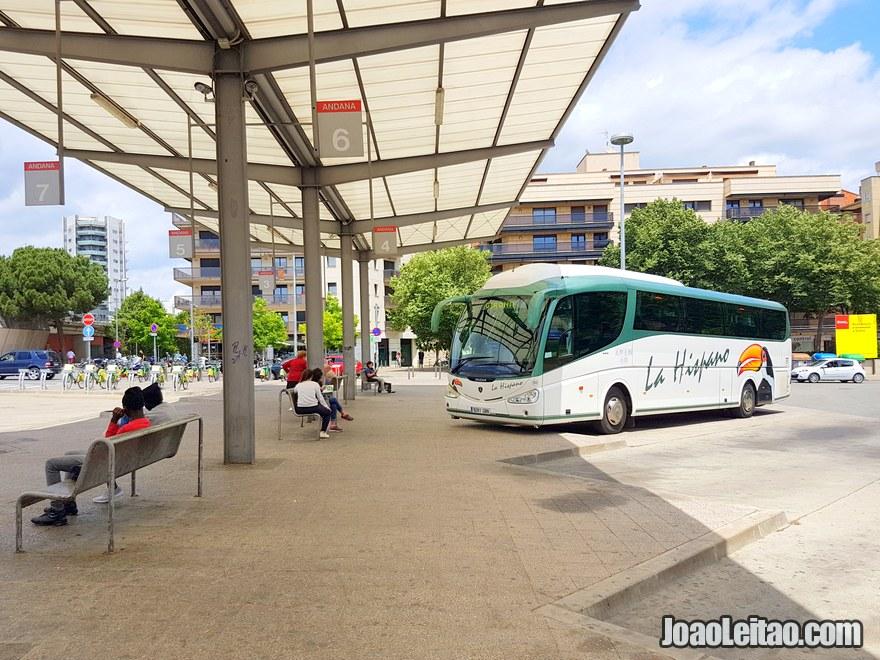 Estació D'Autobusos em Girona