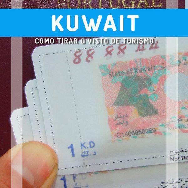 Visto para o Kuwait – Como tirar o visto do Kuwait passo-a-passo