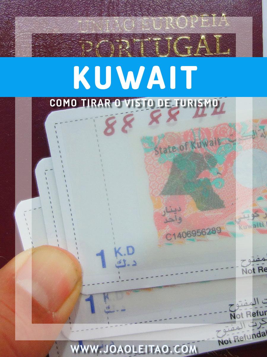 VISTO KUWAIT