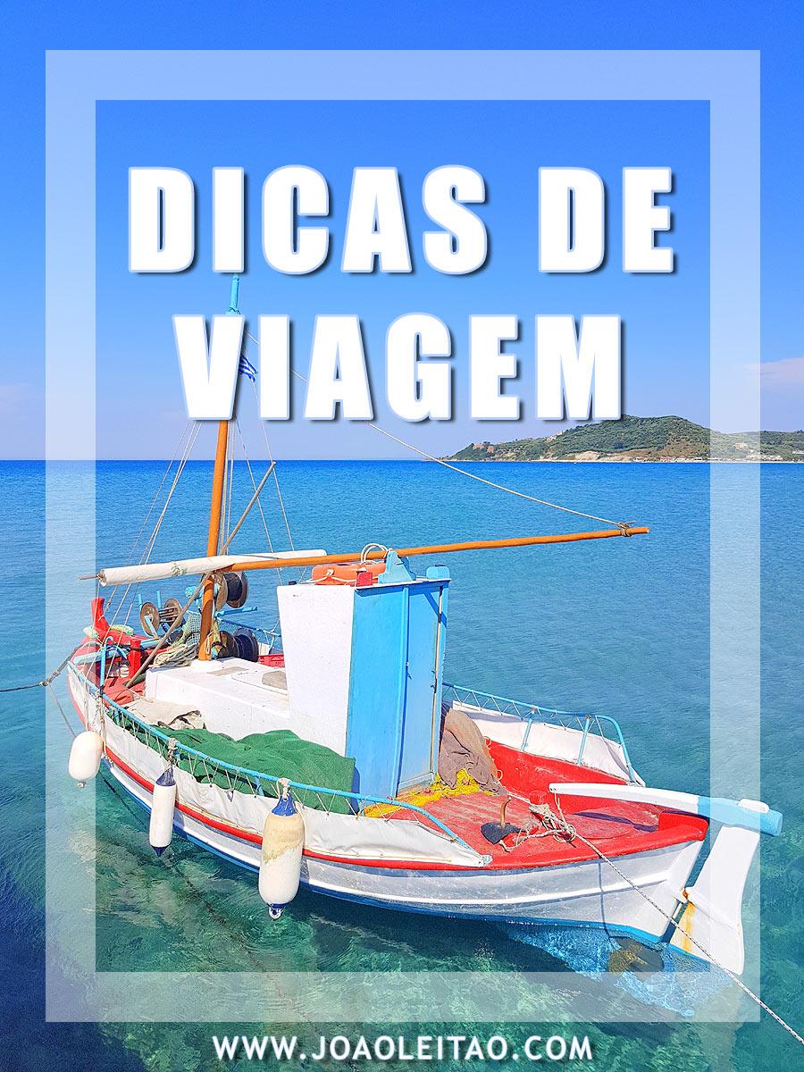 DICAS DE VIAGEM