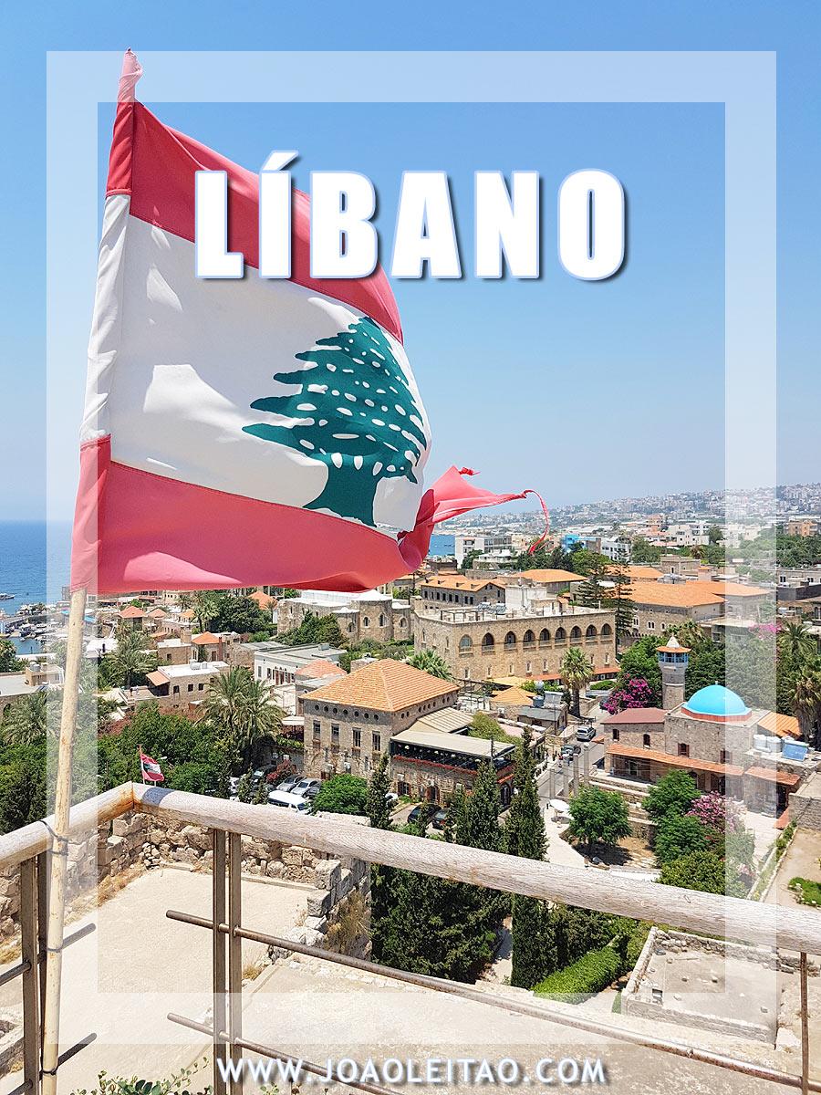 VISITAR LIBANO