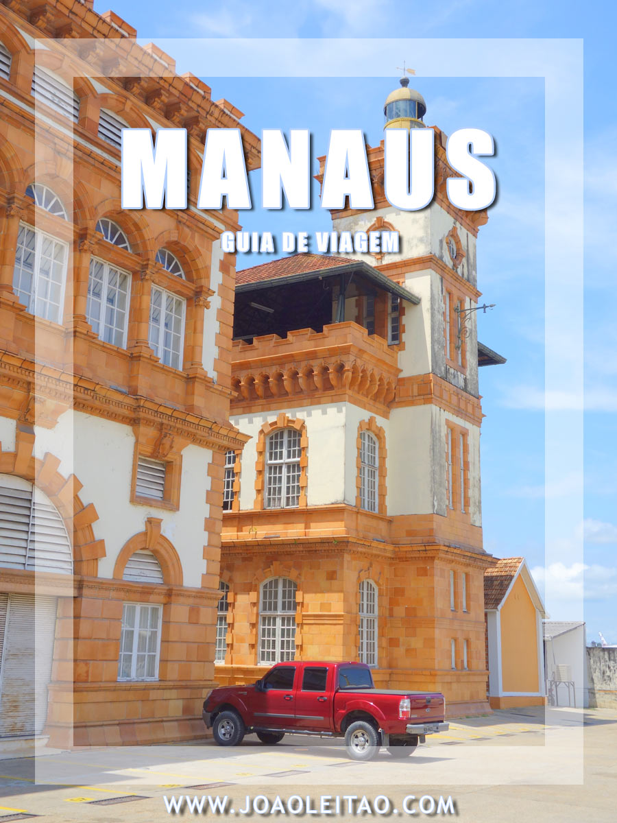 VISITAR MANAUS