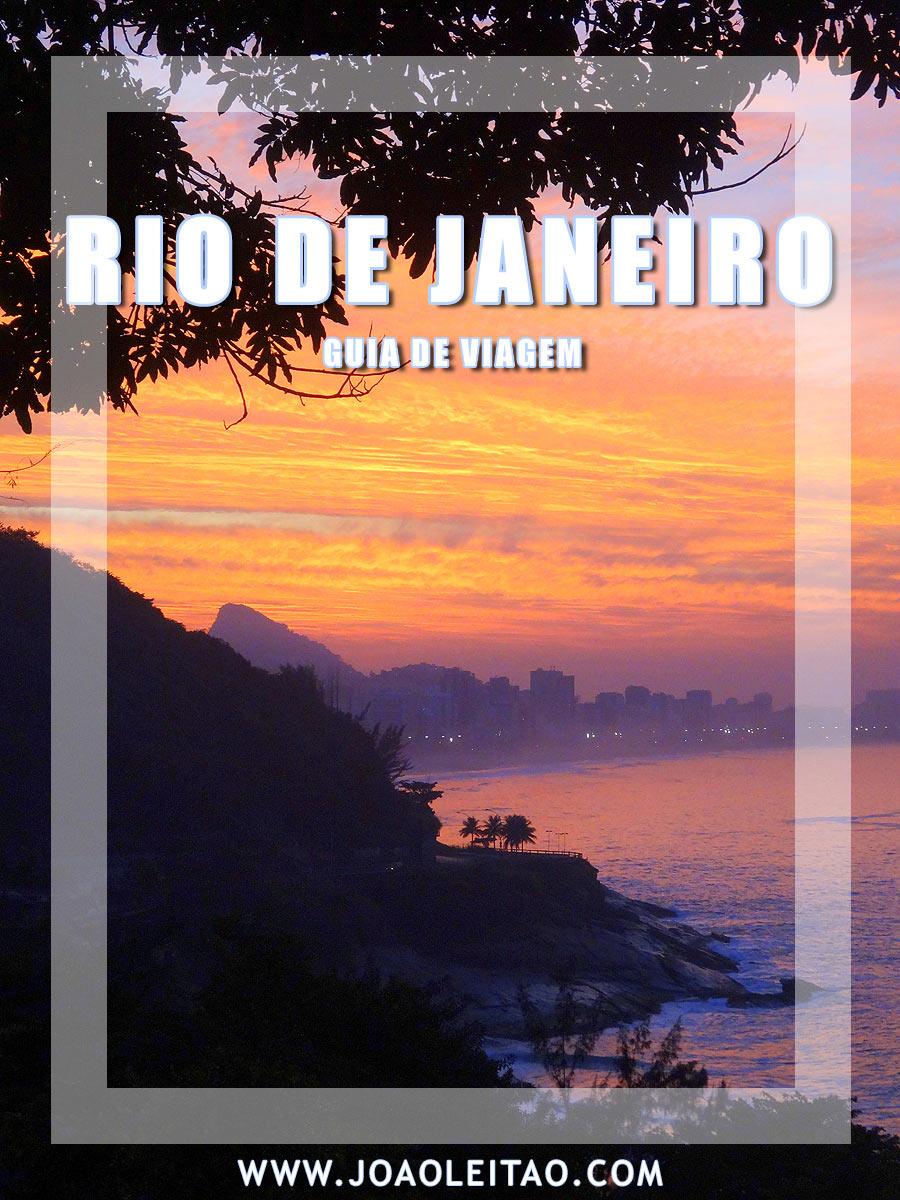 VISITAR RIO DE JANEIRO