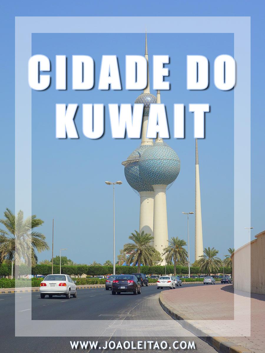 VISITAR CIDADE DO KUWAIT