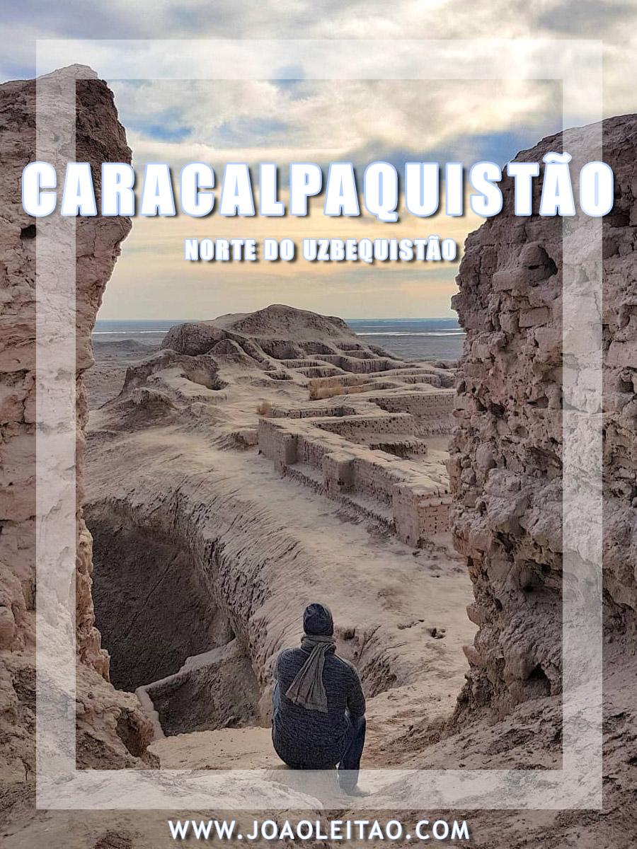 VISITAR O CARACALPAQUISTÃO