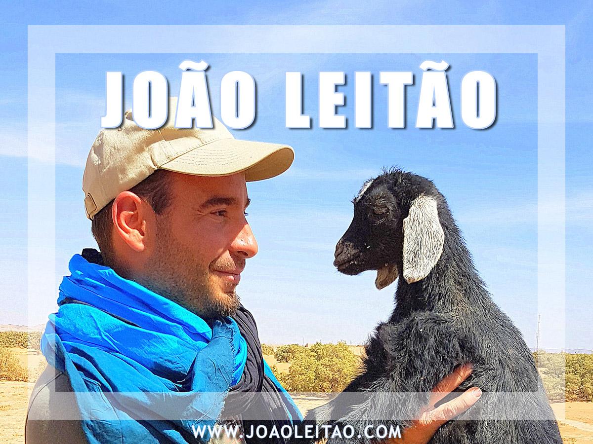 VIAJANTE JOAO LEITAO