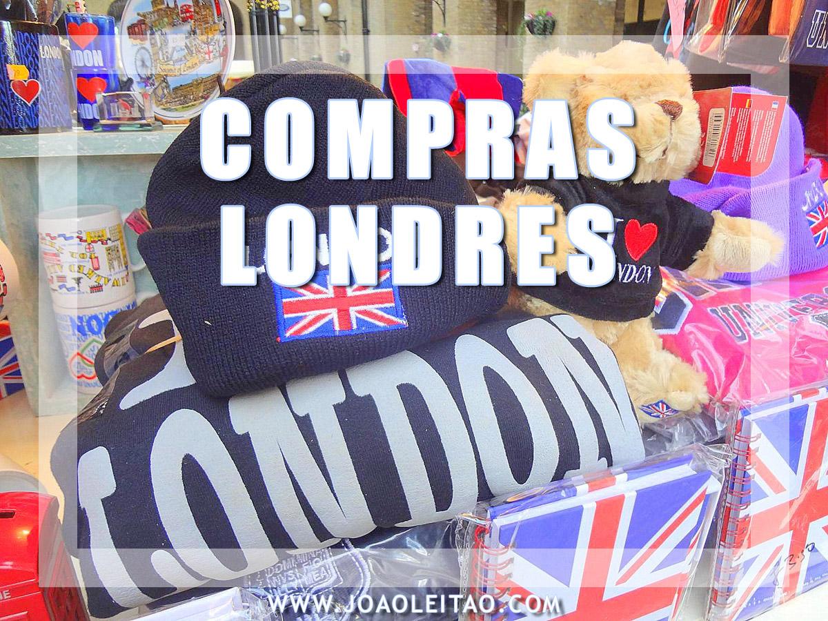COMPRAS LONDRES