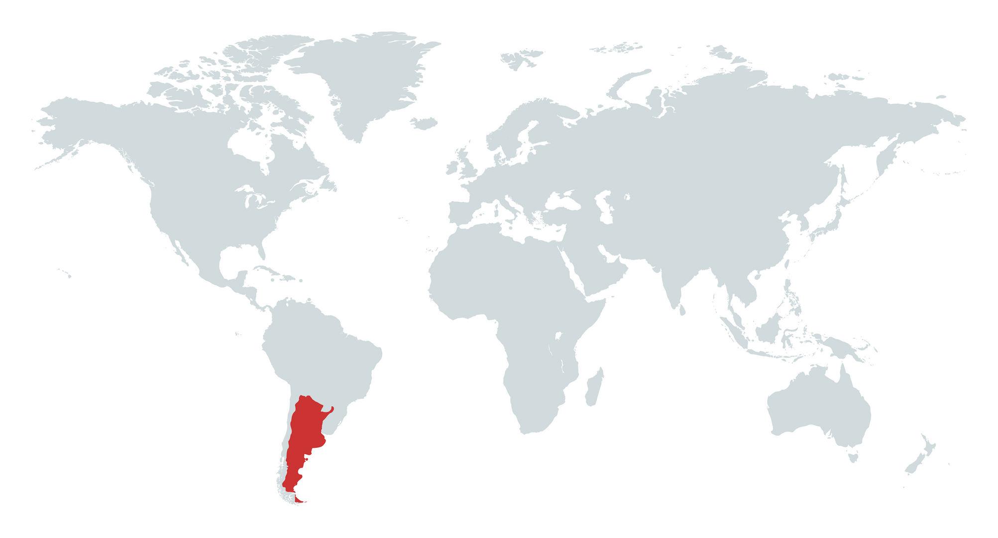 MAPA ARGENTINA