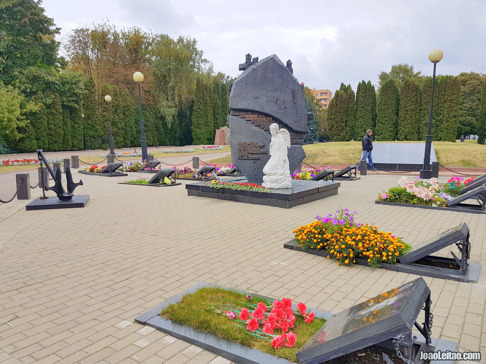 MEMORIAL SUBMARINO KURSK