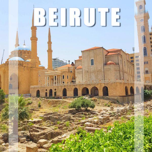 Visitar Beirute, Líbano: Guia Prático de Viagem