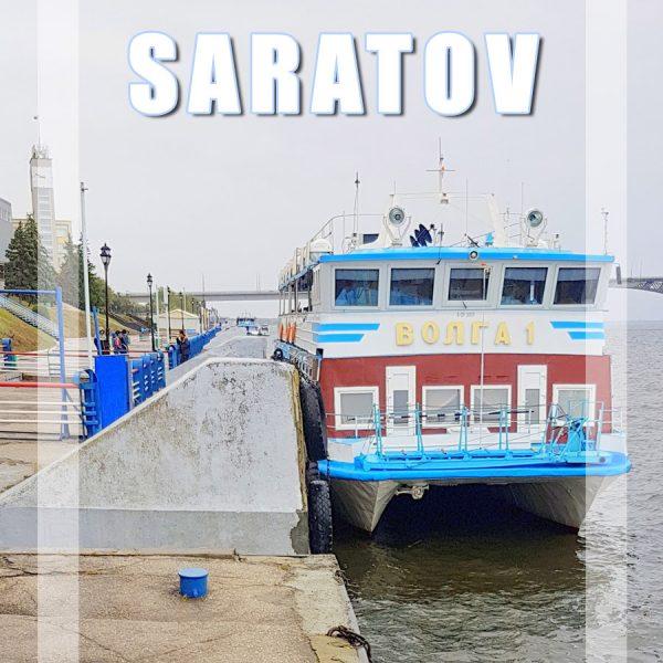 Visitar Saratov, Rússia: Guia Prático de Viagem