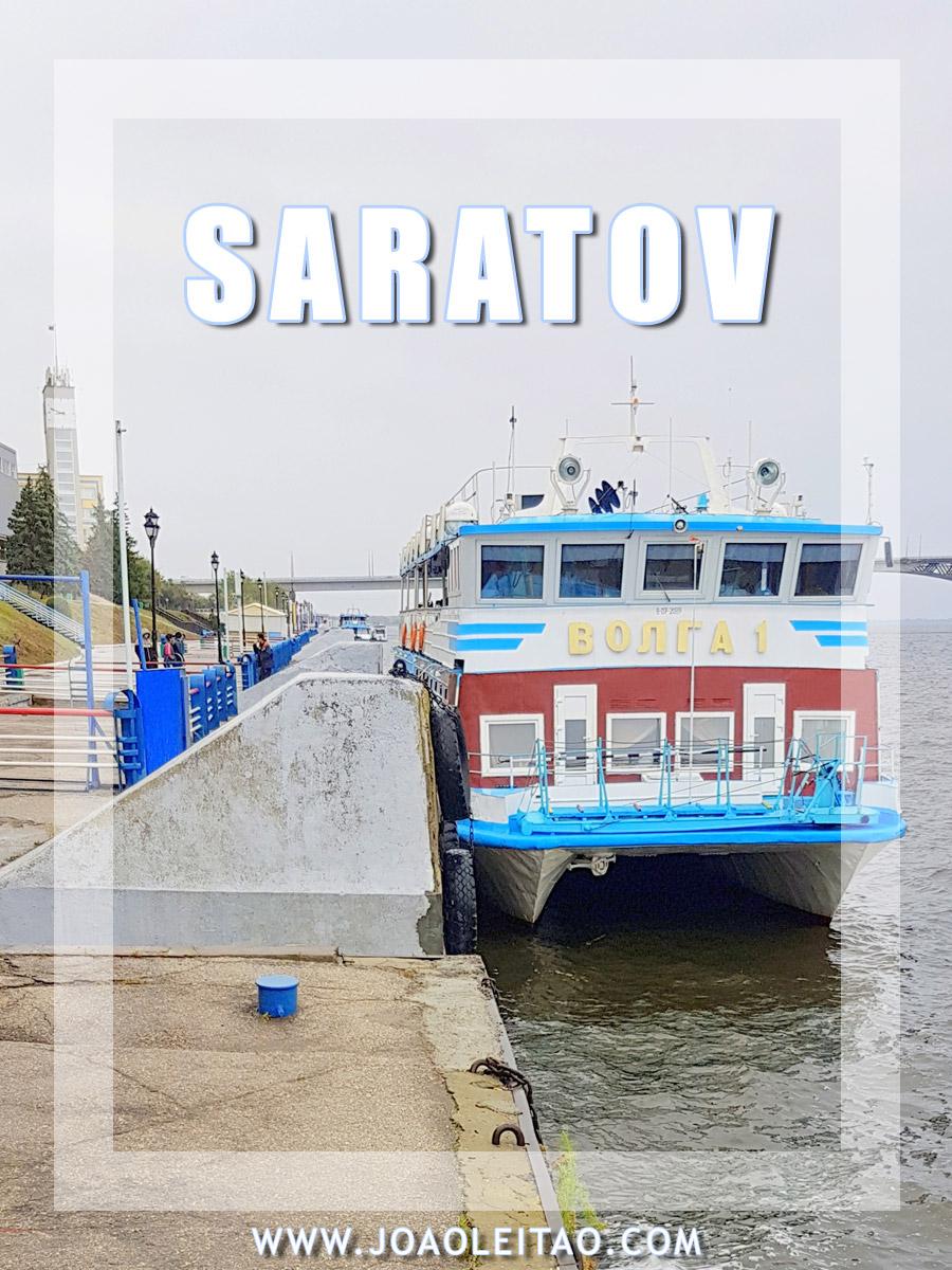 VISITAR SARATOV
