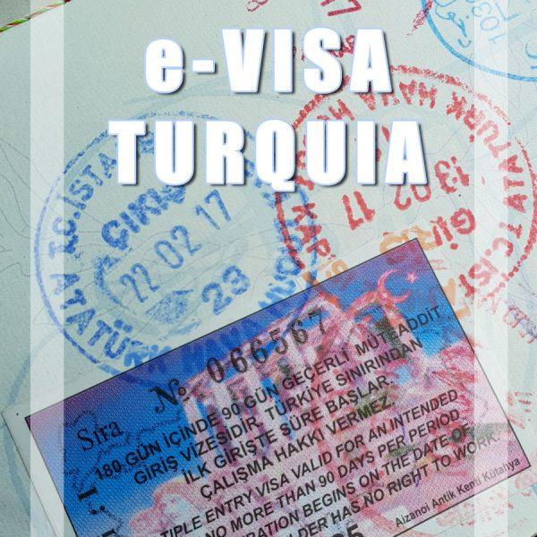 Como Tirar o Visto Electrónico (e-Visa) para a Turquia