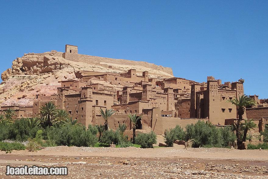 Visitar Ait Benhaddou em Marrocos