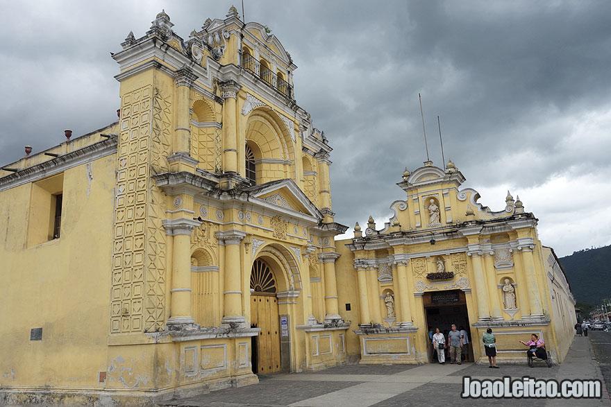 Visit Antigua Guatemala