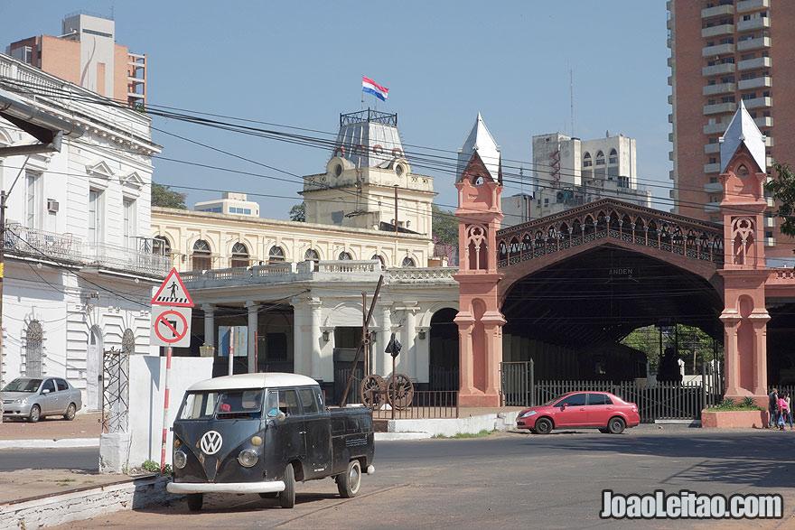 Visit Asuncion, Paraguay