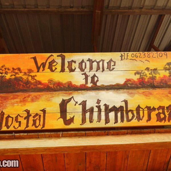 Hostal Chimborazo in Nueva Rocafuerte