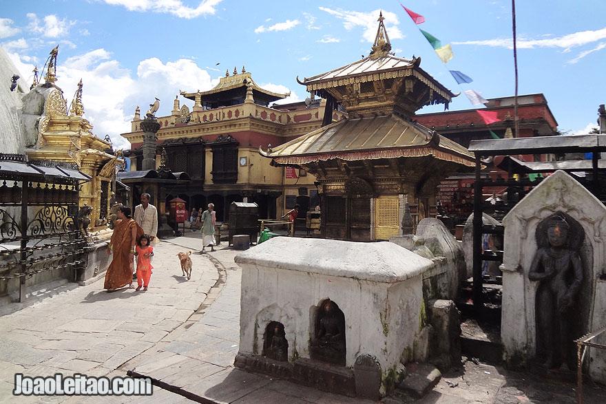Visit Kathmandu Nepal