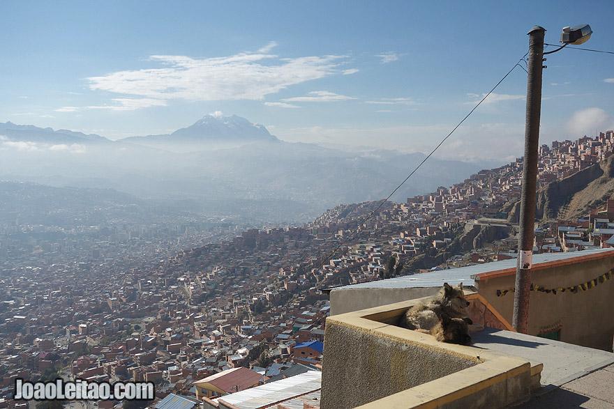 Visit La Paz, Bolivia
