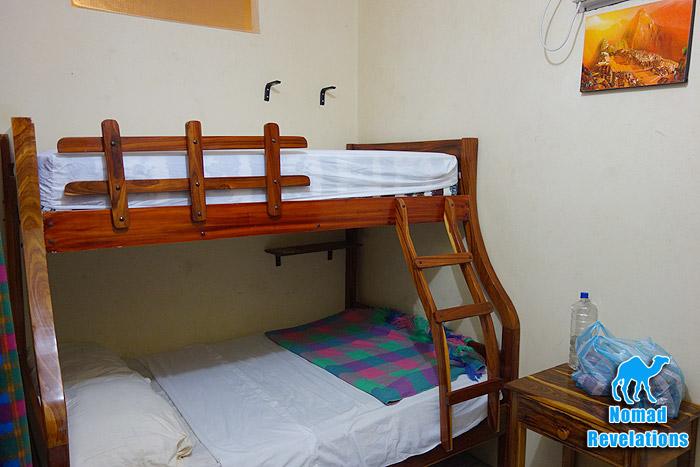 Luis House in Puerto Baquerizo Moreno, Ilha San Cristobal - Hostel in Galapagos