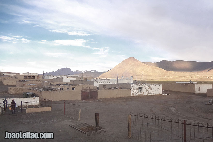 Visit Murghab, Tajikistan