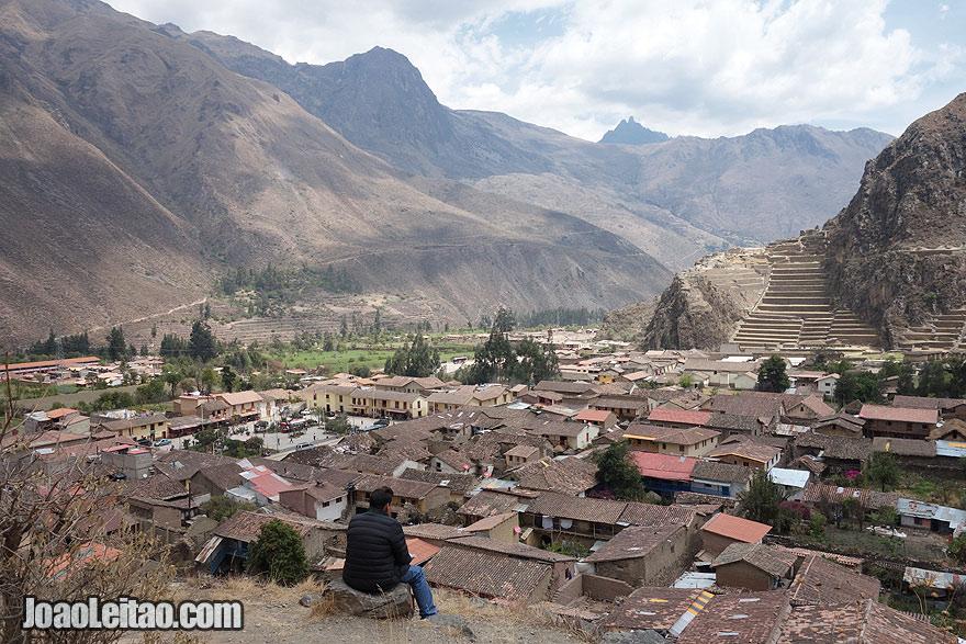 Visit Ollantaytambo, Peru