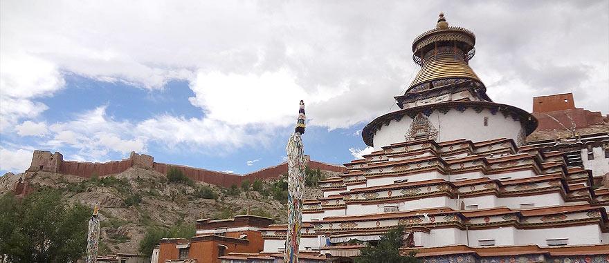 Palcho Monastery in Gyantse