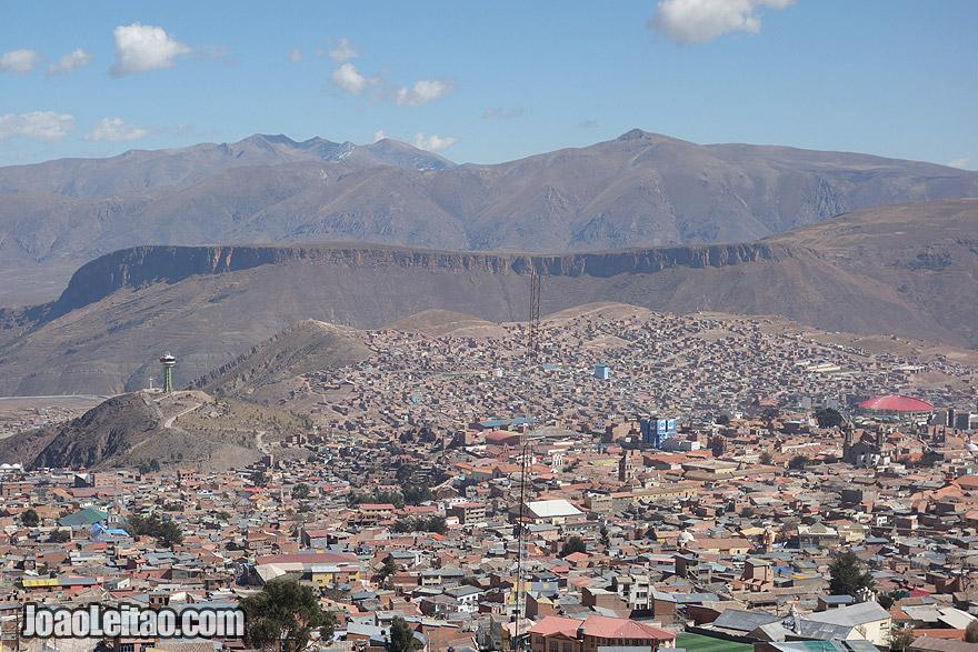 Visit Potosi, Bolivia