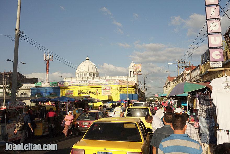 Visit San Salvador El Salvador
