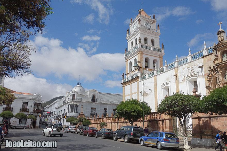 Visit Sucre, Bolivia
