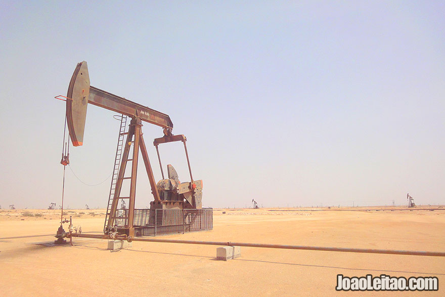 Visit Rima Petrostation in Oman