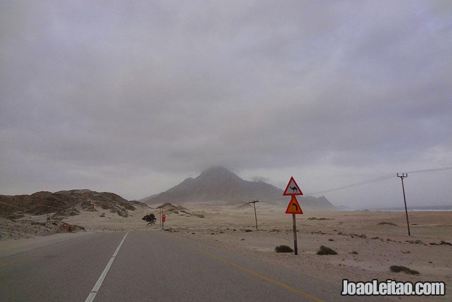 Visit Sadah Coast in Oman
