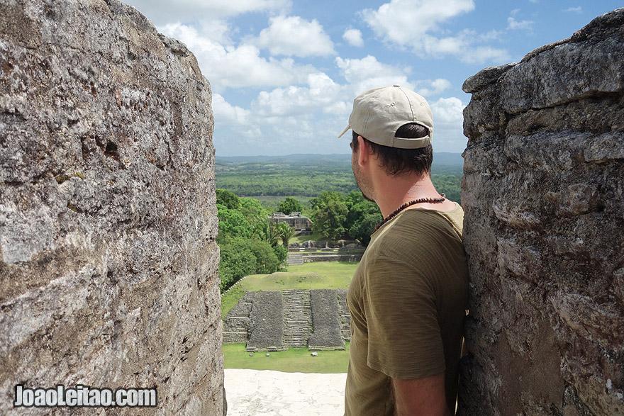 Visit Xunantunich Mayan Ruins Belize