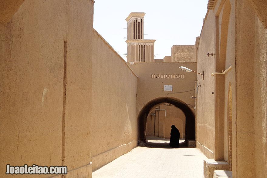 Visitar Yazd, República Islamica do Irao