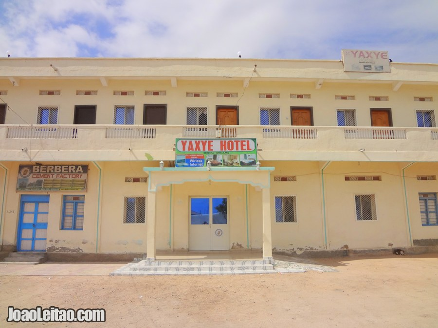 Hotel Yahye in Berbera Somaliland