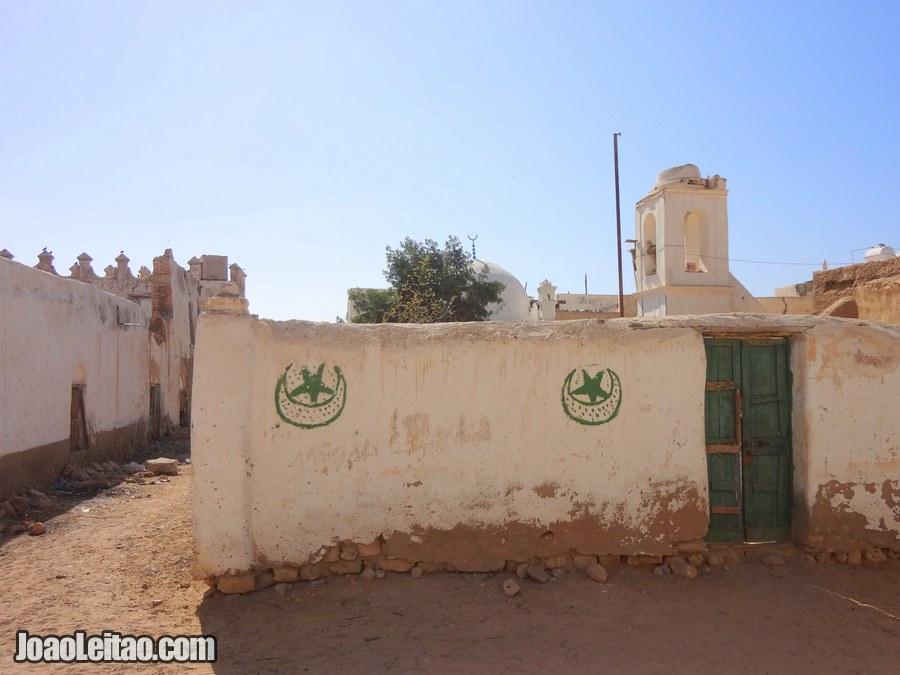 Mosque in Berbera Somaliland