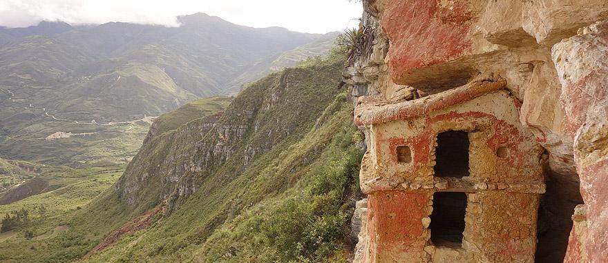 Visit Revash in Peru